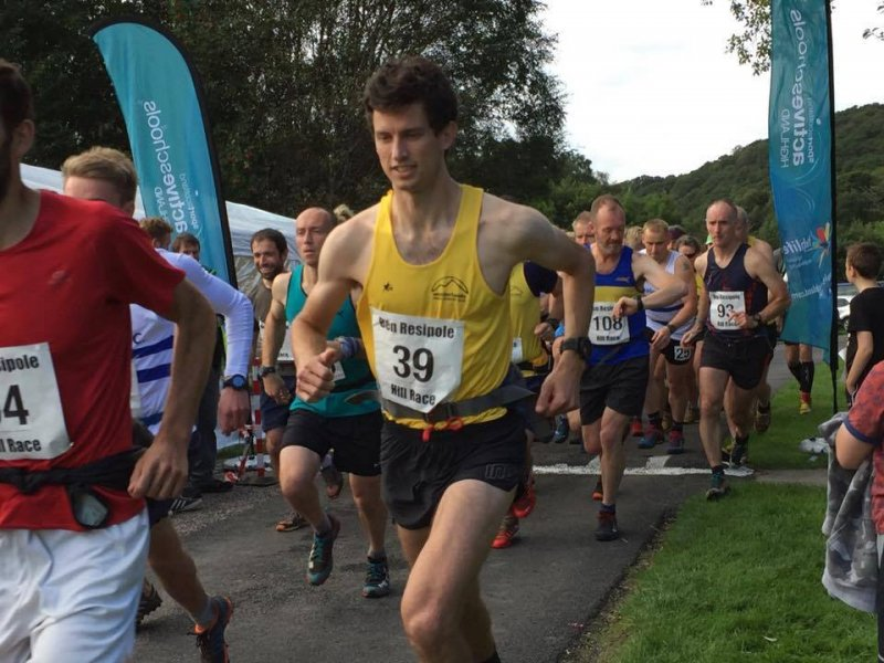 Beinn Resipol Hill Race