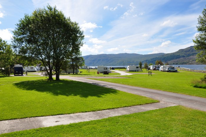 Resipole Farm Holiday Park