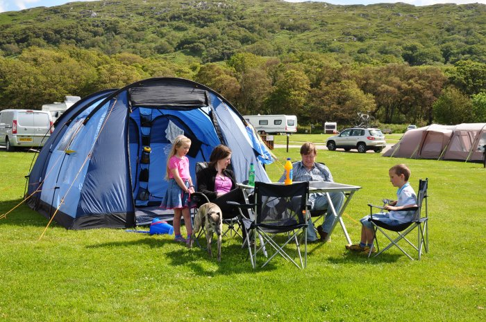 Resipole Farm Holiday Park & Camping Scotland | Caravan Sites Scotland | Campsite Scotland