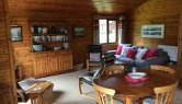Resipole Birch Lodge Living Room