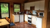 Resipole Willow Lodge Kitchen